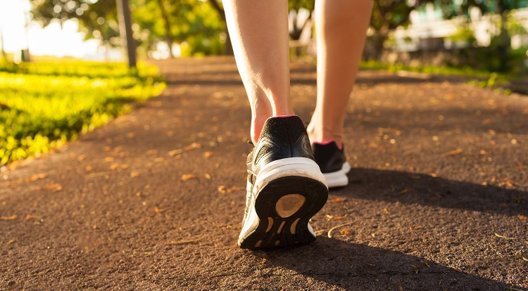 Why the Best Medicine Might Be Your Right and Left Feet