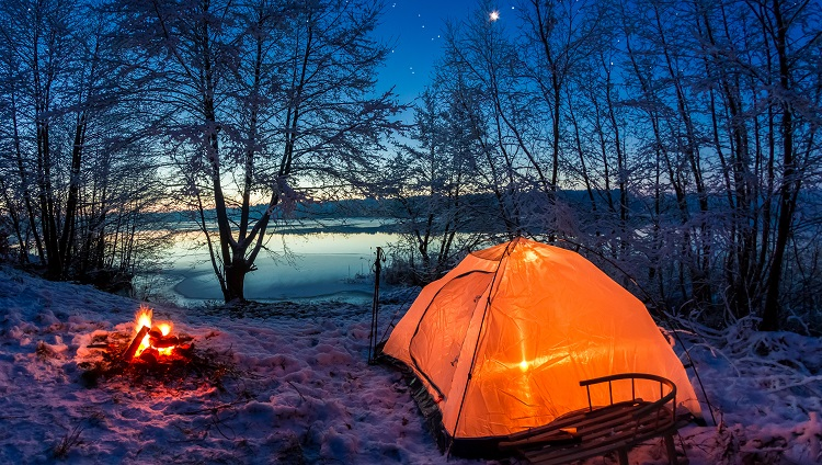 Winter Camping Hacks for People Who Hate the Cold