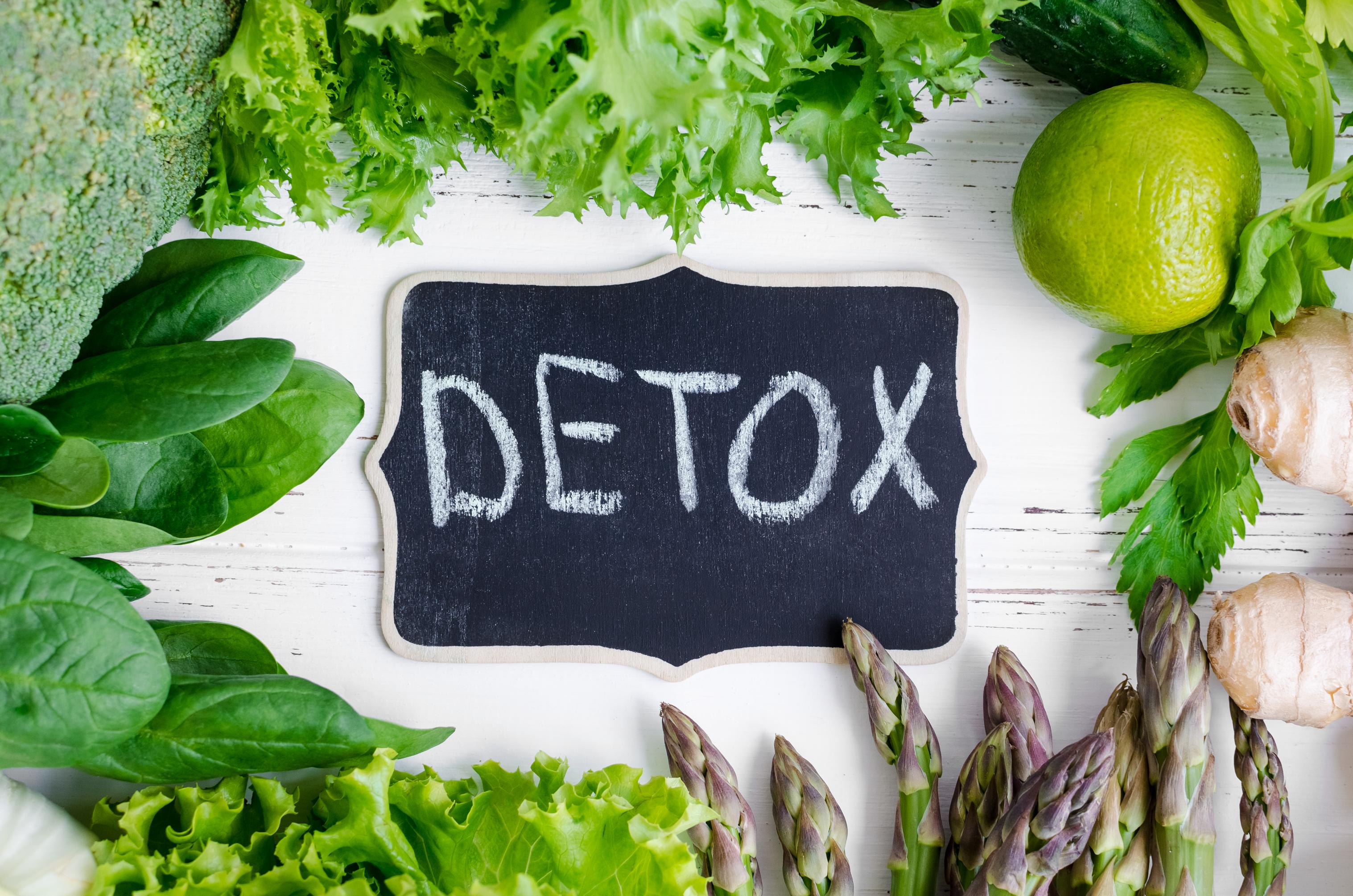 13 Ways to Detoxify the Body